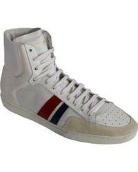 Saint Laurent Sl/04H High-Top Sneaker - Lyst