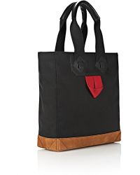 Alexander Wang Prisma Web Tote in Black Jersey Canvas - Lyst