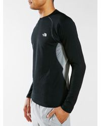 The North Face Isotherm Long-Sleeve Tee - Lyst