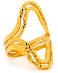 Gorjana & Griffin Gold Calypso Ring - Lyst
