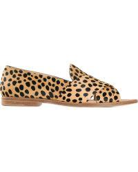 Loeffler Randall 'Cheetah' Sandals - Lyst