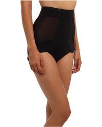 Donna Karan New York Sensuous Body Hi Waist Hi Cut Brief - Lyst