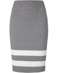 Edun Merino Wool Skirt - Lyst