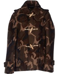 Harnold Brook - Mid-length Jacket - Lyst
