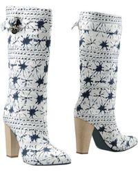 Patrizia Pepe Boots - Lyst