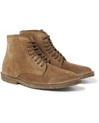 J.Crew | Macalister Suede Boots | Lyst