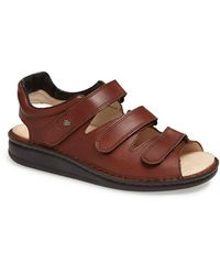 Finn Comfort 'tunis' Sandal - Brown