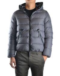 Duvetica - Men's 1151u225100nofur927 Grey Polyamide Down Jacket - Lyst