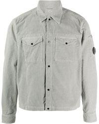 C.P. Company Utility Style Shirt - Gray