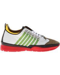 DSquared2 Green 251 Sneaker - Lyst