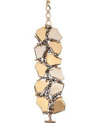 Dorothee Schumacher Mirror Edge Bracelet - Metallic