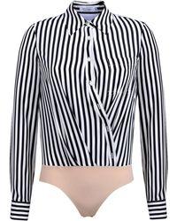 Altuzarra Long Sleeve Shirt - Lyst