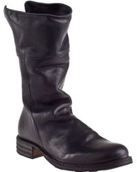Fiorentini + Baker Eternity Ella Boot Black Leather - Lyst