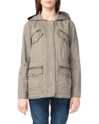 Pepe Jeans Trench / Parka - Pl400870 - Lyst