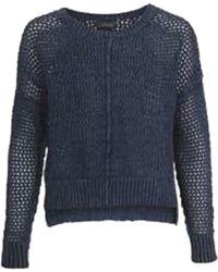 Line Knitwear | Line Forks Long Sleeve Top | Lyst