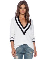 Wilde Heart - Varsity Sweater - Lyst