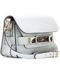 Proenza Schouler PS11 Mini Classic Leather Shoulder Bag - Lyst
