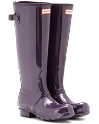 Hunter Original Tall Wellington Boots - Lyst