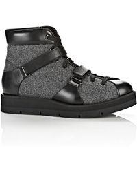 Alexander Wang - Camden Lace- Up Boot - Lyst