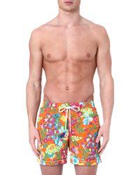 Ralph Lauren Island Swim Shorts - Lyst