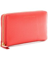 Marc By Marc Jacobs Sophisticato Leather Wallet - Lyst