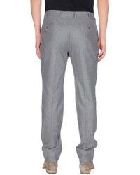 Pal Zileri Casual Trouser - Grey