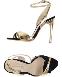Alexandre Birman Highheeled Sandals - Lyst