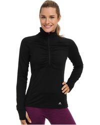 Adidas Ultimate Halfzip Jacket - Lyst