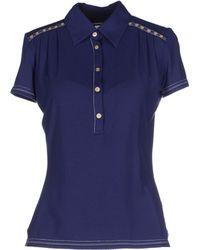 Roberta Scarpa Polo Shirt - Blue