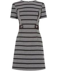 Oasis | Stripe Shift Dress | Lyst