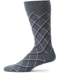 Hugo Boss Patterned Dress Socks - Lyst