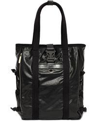 Alexander McQueen - Techno Clip Shoulder Carry Shopper - Lyst