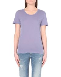 American Vintage Sandy Sky T-Shirt - For Women - Lyst