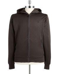 G-Star RAW Lightweight Zip Up Jacket - Lyst