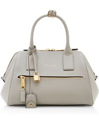 Marc Jacobs Small Incognito Textured-leather Bag - Lyst