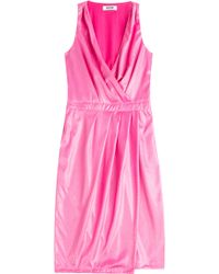 Moschino Cheap & Chic Textured Dress - Lyst