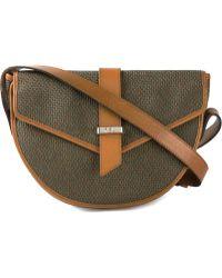 Yves Saint Laurent Vintage Classic Cotton Shoulder Bag - Lyst