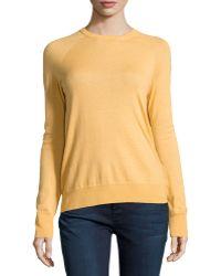 Equipment Sloane Crewneck Sweater - Lyst