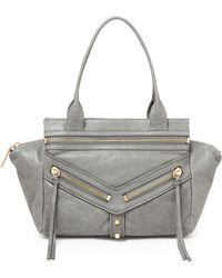 Botkier Trigger Leather Small Satchel - Lyst