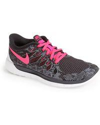 Nike 'Free 5.0' Running Shoe - Lyst