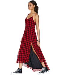 Nasty Gal Line and Dot Own The Empire Maxi - Lyst
