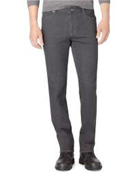 Calvin Klein Slim Fit Jeans gray - Lyst
