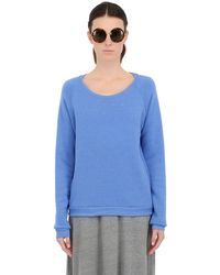 Alternative Apparel Dash Cotton Blend Sweatshirt - Lyst
