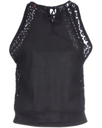 See By Chloé Top - Lyst