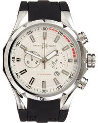 Officina Del Tempo - Sail Crono Index Watch - Lyst
