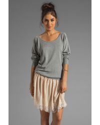 Alice By Temperley Odille Dress in Gray