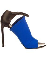Balenciaga Neoprene Glove Sandals - Lyst