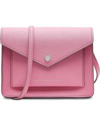 Marc By Marc Jacobs Leather Shoulder Bag - Lyst
