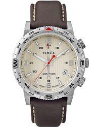 Timex - Mens Intelligent Quartz Adventure Series Compass Watch - Lyst
