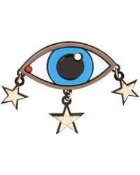 Yazbukey - Fortune Teller Collection Pin - Lyst